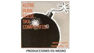 """Ch.T.M. """"No te quedes en el piso"""" Kutre Punk Noise Ska Compilation"""