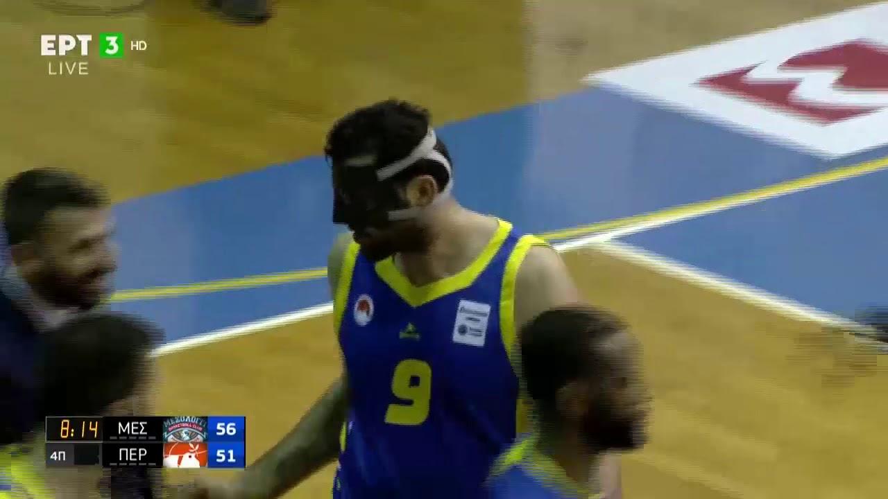 Basket League | Η ΕΠΙΚΗ επιστροφή του Περιστερίου από το -18 στο +7! | 27/02/2021 | ΕΡΤ