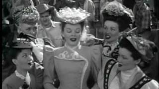 "Judy Garland ""The Harvey Girls"""