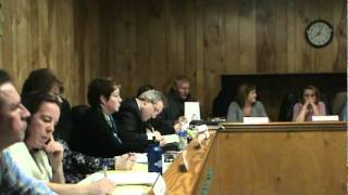 preview picture of video 'Folcroft Borough Council Meeting Jan 10 2012 part 2 of 2'