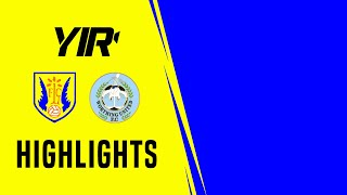 Highlights: Lancing 3 Worthing United 0 (Cup)
