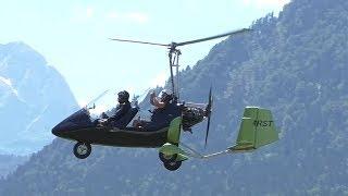 AutoGyro Europe MTOsport takeoff at Airfield Nötsch   D-MRST
