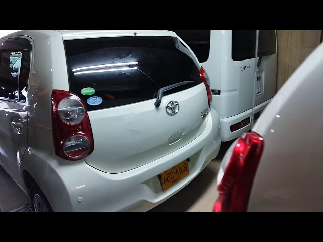 Toyota Passo X 2014 for Sale in Karachi