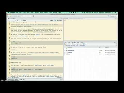 R Markdown to IPython Notebook - bl ocks org