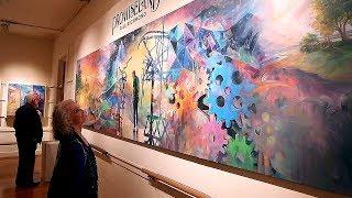 Art Exhibit Opening Reception | Promiseland | Paul Richmond Studio