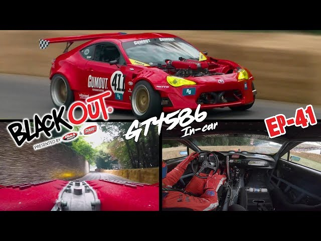 BlackOut Ep41 - GT4586 In-car From England