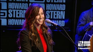 """Alanis Morissette """"You Oughta Know"""" on the Howard Stern Show"""