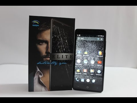 Swipe Elite Unboxing & Hands on Overview