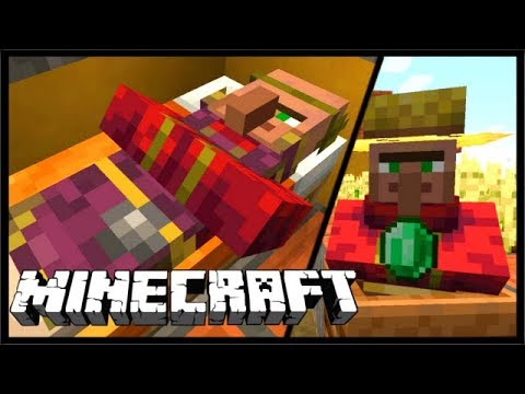 Minecraft 1.14 ALL NEW Villager Overhaul, All New Trading, Globe Banner & TNT Change