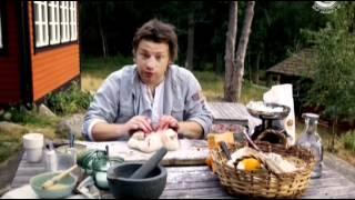 Смотреть онлайн Джейми Оливер путешествует по Кулинарной Скандинавии