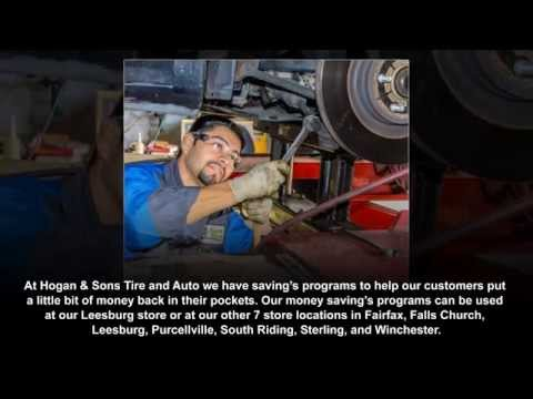 Hogan & Sons Tire and Auto - Leesburg video