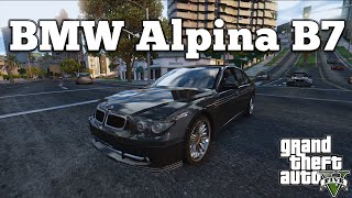 BMW Alpina B7 - GTA5-Mods.com