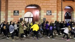 Martxoak 8 Eibarren: flashmoba