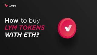 How to buy LYM tokens with ETH