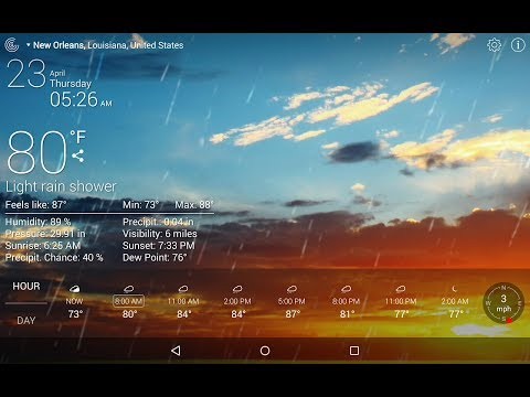 The Best Free Weather App in 2017 BY (Technical Pc Trikes)