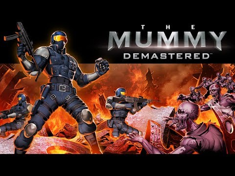 The Mummy Demastered Teaser Trailer thumbnail
