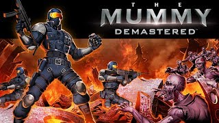Clip of The Mummy Demastered