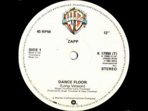 Dance Floor (Song) by Zapp