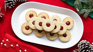 Linzer Cookies That Will Make Your Winter Even Sweeter