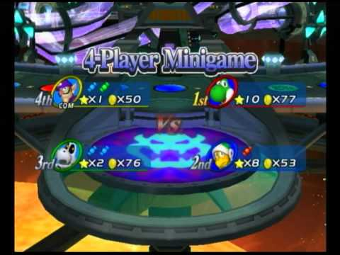 Видео № 1 из игры Mario Party 8 (Select) [Wii]