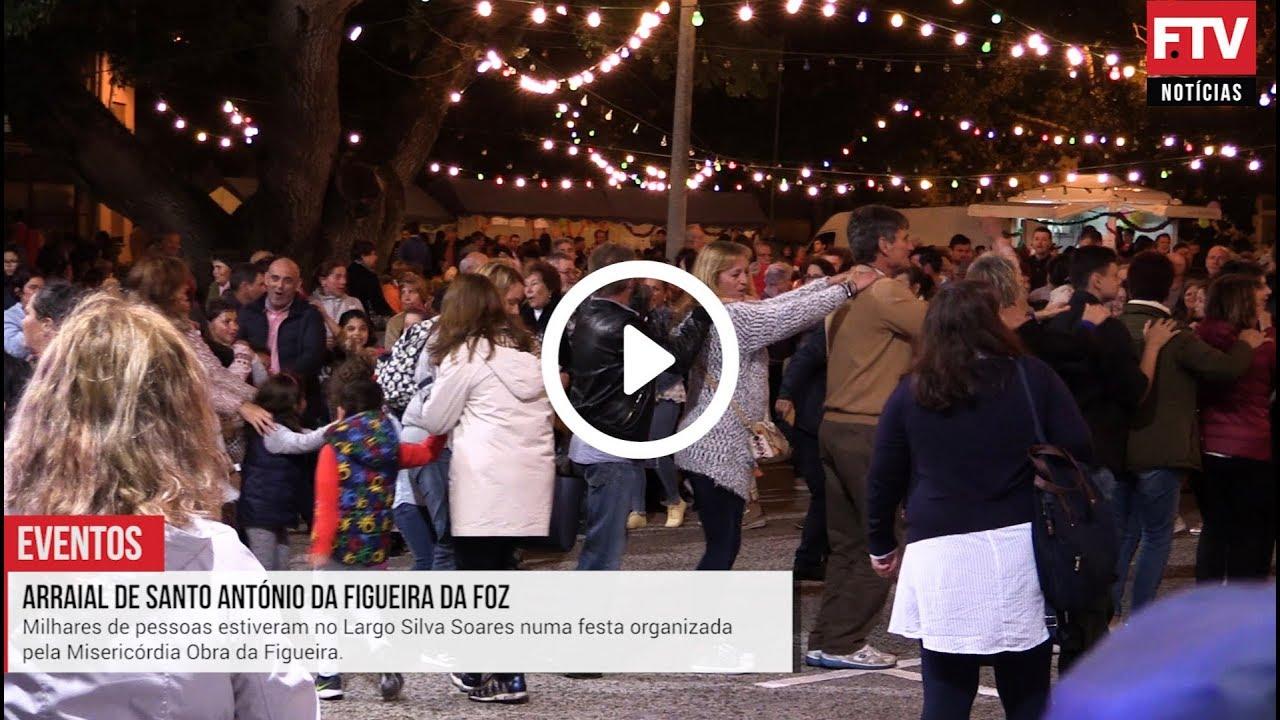 Arraial de Santo António Figueira da Foz