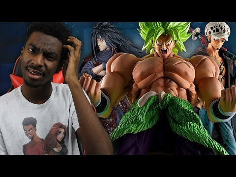 The Final Jump Force Roster