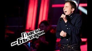 Никола Константинов | Flashlight - Гласът на България 4 – Кастинги (26.02.2017)
