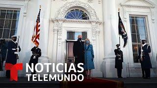 JOE BIDEN TOMA POSESIÓN DE LA PRESIDENCIA DE LOS ESTADOS UNIDOS