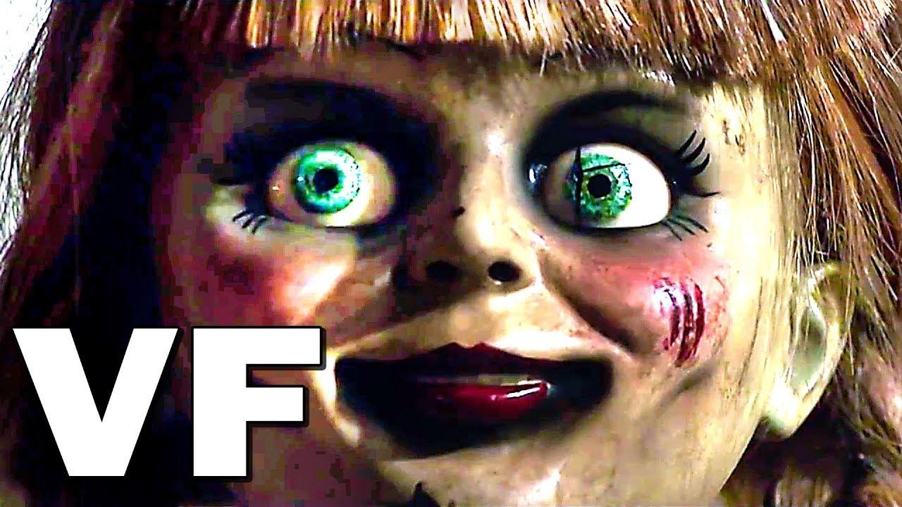 Ça, Annabelle… Des films d'horreur diffusés… à des enfants ...