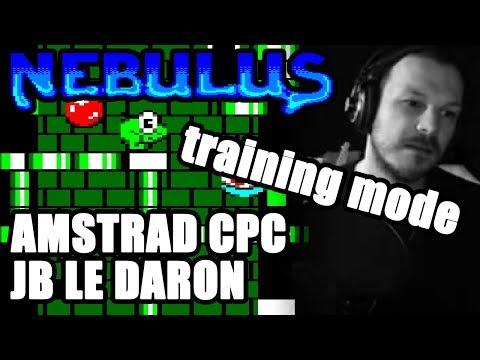Nebulus training