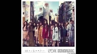 IZ*ONE (아이즈원) - 'ご機嫌サヨナラ (Gokigen Sayonara)' [Instrumental]