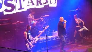 Angelic Upstarts- mr Politician 5.8.2017 Blackpool