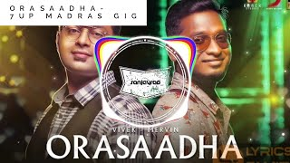 Mp3 Orasaadha Mp3 Audio Song Free Download