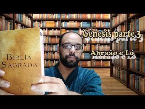 #63. Projeto Lendo a Bíblia   Gênesis   Parte 3   Vandeir Freire