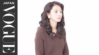 満島ひかりさんにインタビュー!VOGUEJAPANWomenoftheYear2013_VogueJapan