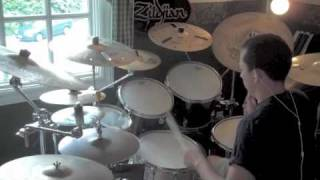 "311 - ""Running"" Drum Cover"