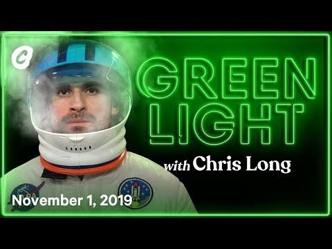 Sports Betting, NFL and Fear Factor. The Halloween Green Light Podcast with Chris Long | Chalk Media