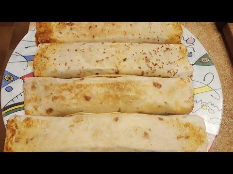 Burritos Nortenos.