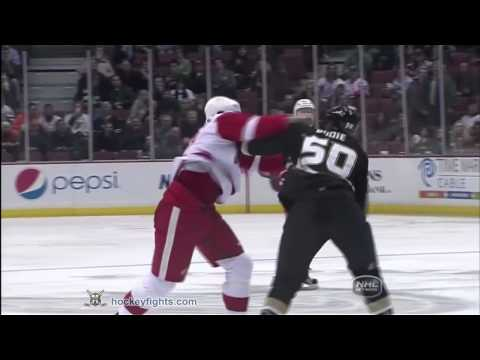 Troy Bodie vs. Jonathan Ericsson