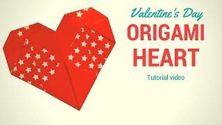 """В этом видео я покажу как самому сделать валентинку """"Сердце в"""