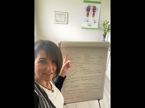How To Get Certified As A Reflexologist - YouTube