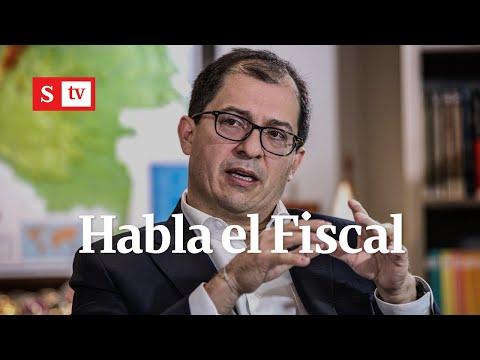 Entrevista al Fiscal General de la Nación en Revista Semana - 1 de agosto de 2021