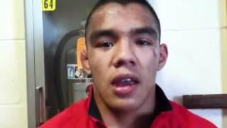 Alex Cisneros — Future Cornell Wrestler
