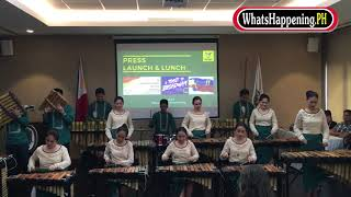 The FEU Bamboo Band rendition of Les Miserables hit classic