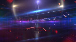 Futuristic HUD motion backgrounds loop | Technology Hi-Tech background effect videos | It background