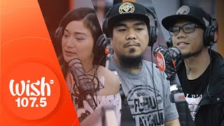 """Flict-G and Curse One (ft. Bei) perform """"Aking Hiling"""" LIVE on Wish 107.5 Bus"""