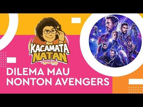 Spoiler dan Tips Tahan Kencing Avengers Endgame #KacamataNatan