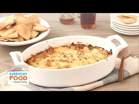 Artichoke Dip with Fontina – Everyday Food with Sarah Carey