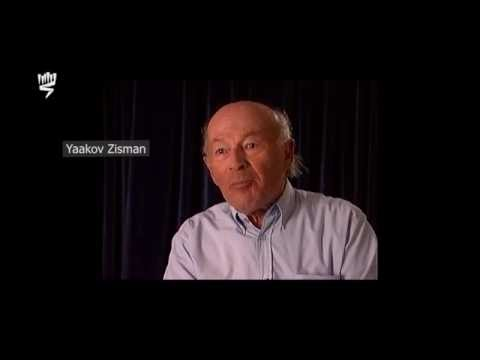 Yaakov Zisman, rescapé de la Shoah, raconte comment il a échappé à la Gestapo à Bruxelles