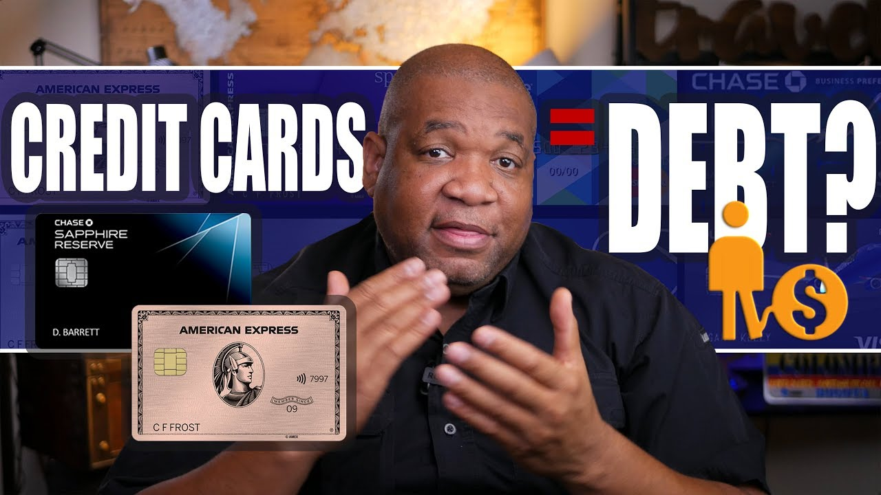 Credit Cards Are Bad !?! - Are Credit Cards A Rip-off? thumbnail